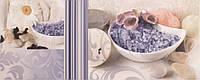 Плитка Атем Ялта настенная облицовочная Atem Yalta 1 Wellness 200х500 фиолетовый