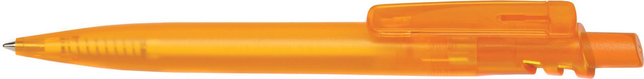 Ручка пластиковая VIVA PENS Grand Color прозрачно-оранжевая