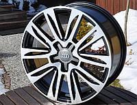 Литые диски R17 5x112, купить литые диски на VW GOLF V VI PASSAT, авто диски Ауді Шкода Фольксваген