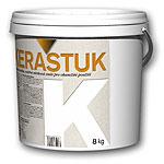 Готовая штукатурная смесь для внутренних работКераштук К (Kerastuk K)