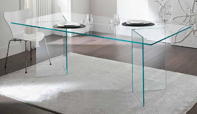 Обеденный стол  - Стеклянный Дом в Днепре