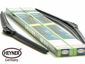 Комплект гибридных щеток стеклоочистителя (дворники) для Peugeot 3008, 5008