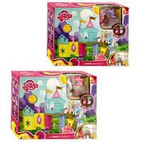 Замок Пони My Little Pony с мебелью и фигурками 3225