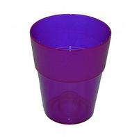 Кашпо для орхідеї КОЛО, d-13,5см, V-1,5л. / Синій