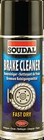 Аэрозоль Brake Cleaner для очистки тормозной системы 400 мл