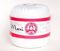 Madame Tricote Maxi - 1000 белоснежный