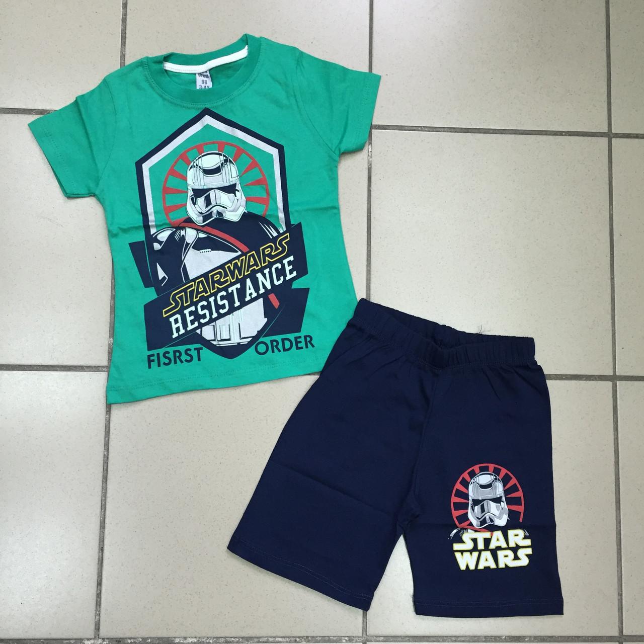 Купить Детский костюм Лето футболка и шорты для мальчиков оптом р.3 ... ca5851f620fce