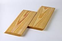 Планкен (ромбус) Сосна обшивочная фасадная доска 20 мм.