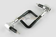 Защита рычагов  RIDE IT (серебро)