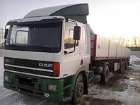 """Аренда длинномера DAF 20 тонн, услуги в Днепропетровске - ТК """"А-Строй"""""""