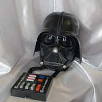 Аренда шлем маска Дарта Вейдера с модуляцией голоса