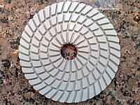 """Гибкий шлиф круг """"5 шагов"""". Диаметр 125 мм. Шаг 1"""