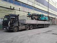 """Аренда длинномера Renault 20 тонн, услуги в Днепропетровске - ТК """"А-Строй"""""""