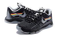 Баскетбольные кроссовки Nike KD 8 black-grey