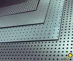 Лист алюминиевый перфорированный 1,5*1200*4000 Д16АМ