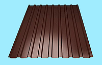 Профилированный лист оц., полиэстр 20 Ral (0.35-0.7)