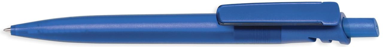 Ручка пластиковая VIVA PENS Grand Ts прозрачно-синяя