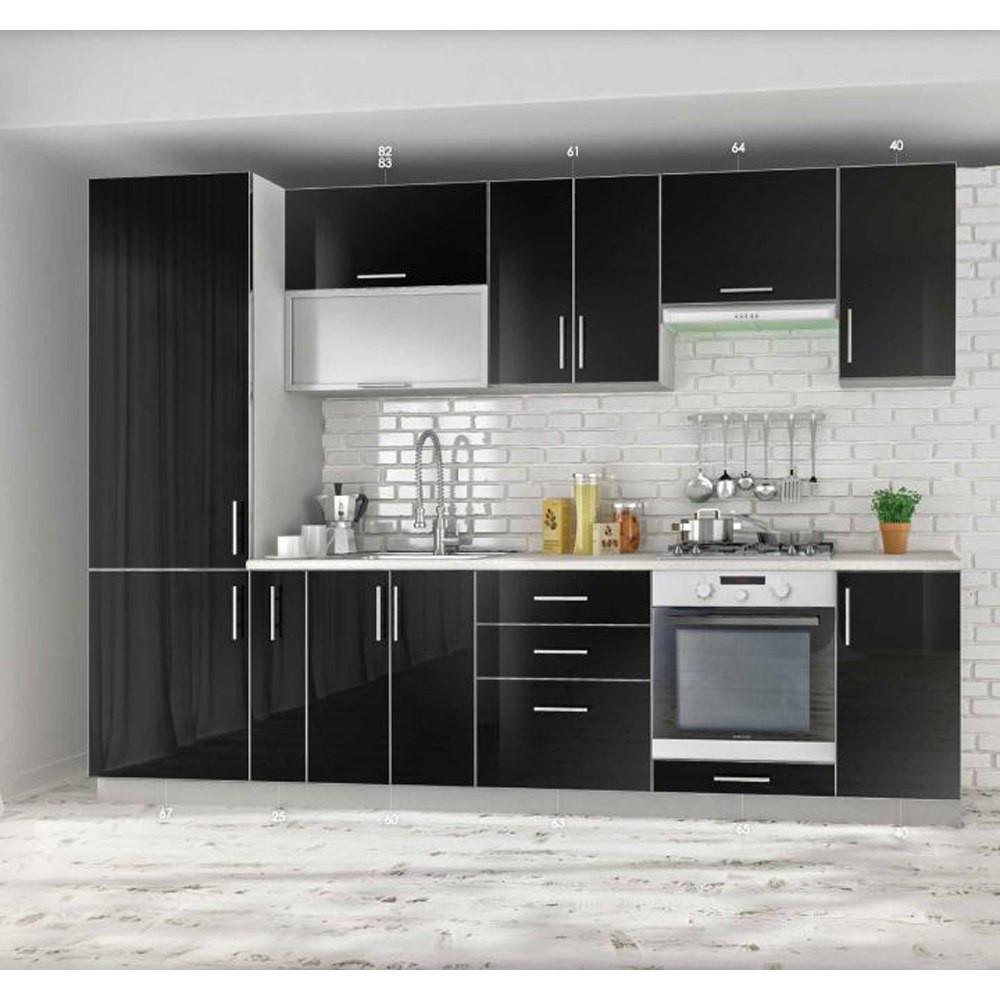кухня мебель Mirror Gloss 3 цена 13 229 грн купить в сумах