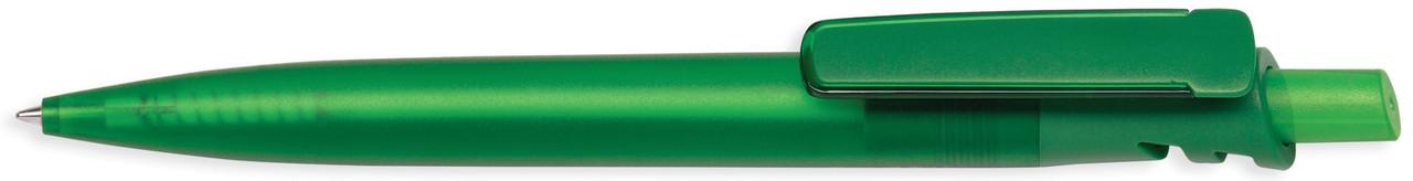 Ручка пластиковая VIVA PENS Grand Ts прозрачно-зеленая