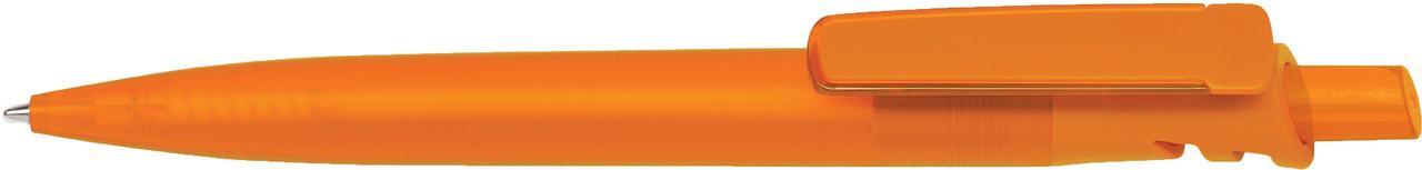 Ручка пластиковая VIVA PENS Grand Ts прозрачно-оранжевая
