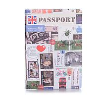 Обложка для паспорта «Марки», фото 1