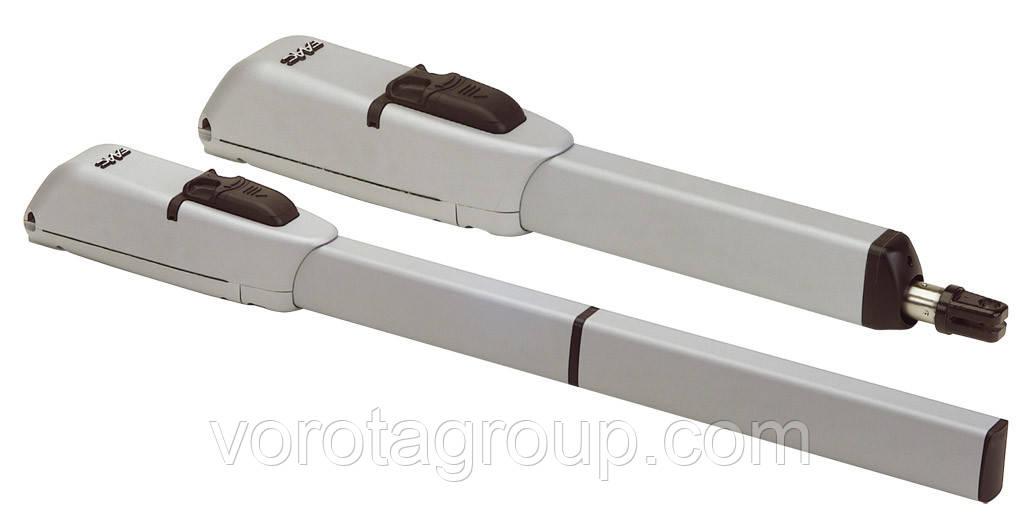 Привод для распашных ворот Faac 415 L (24В)