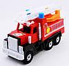 Автомобиль камакс пожарная машина с лестницей Орион 221