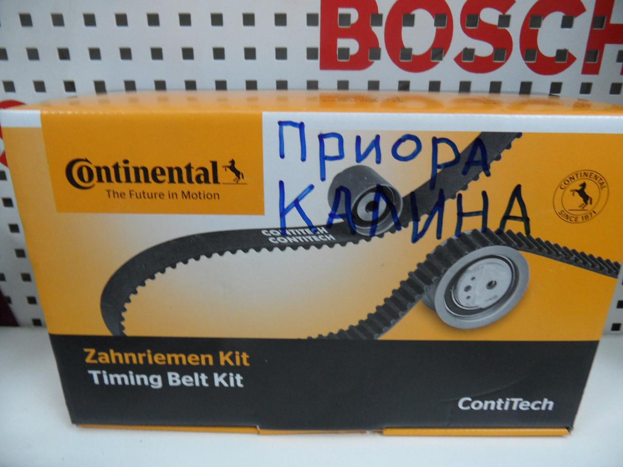 Комплект Грм Contitech ВАЗ Приора, Калина CT 1137 K1