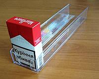 Сигаретный диспенсер с толкателем