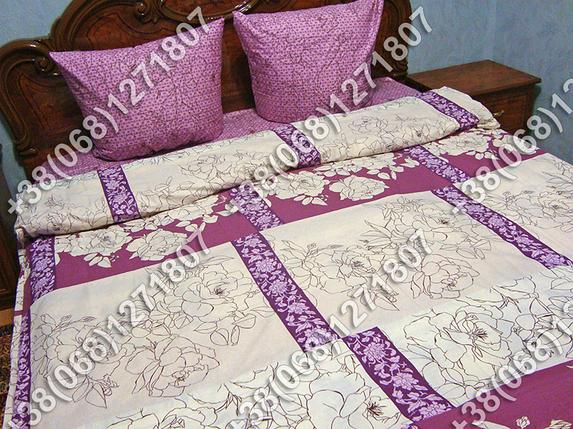 Постельное белье бязь - полуторный комплект (0617), фото 2