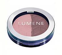 Стойкие двойные тени с черникой Lumene Blueberry Duet