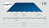 Профнастил стеновой С-15