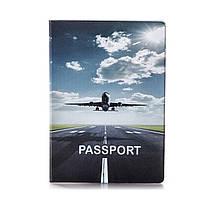 Обложка для паспорта «Самолет», фото 1
