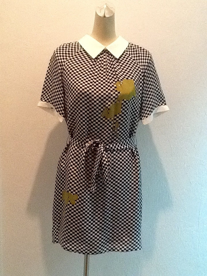 Платье Louis Vuitton летнее