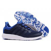 Кроссовки мужские Adidas Pure Boost Chill синие