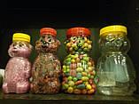 Банку пластикова «Ведмедик Гаммі» («Gummi Bears») 750 мл, фото 4
