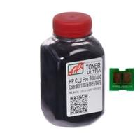 Тонер+чип АНК для HP CLJ Pro 300/400/M475 (тонер АНК, чип АНК) бутль 90г Black (1505161)