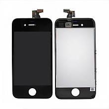 Дисплей iPhone 4G LCD+Touchscreen Original Black