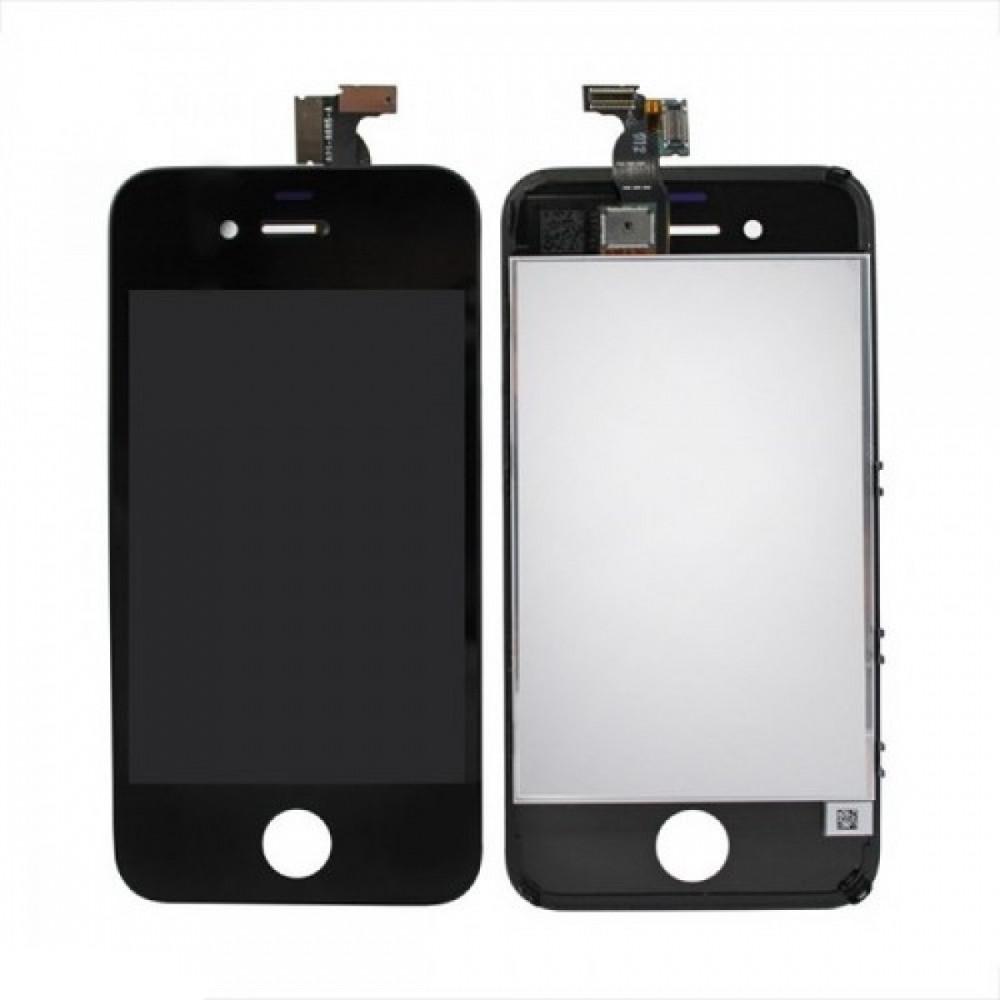 """Дисплей iPhone 4G LCD+Touchscreen Original Black  - Интернет-магазин """"RADIOMART"""" в Киеве"""