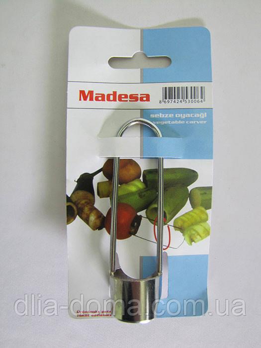Нож для удаления сердцевины овощей