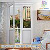Пластиковые балконные двери Гостомель