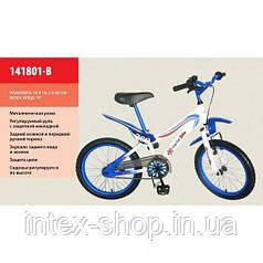 Велосипед 2-х колесный 18 дюймов 141801-B