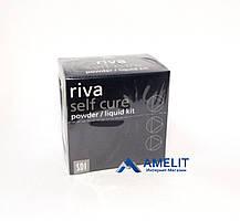 Рива СЦ (Riva Self Cure, SDI), стеклоиономерный цемент, цвет А2, 15г + 6.9мл