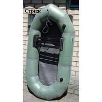Лодка резиновая Стриж 1 местная