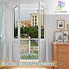 Купить пластиковые балконные двери Бровары