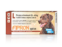 Фипрон L (20-40кг) спот-он раствор для собак (1 пип.х 268 мг)