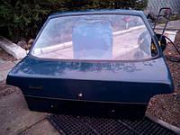 Крышка багажника ЗАЗ 1103 Славута задняя дверь ляда в сборе со стеклом замком