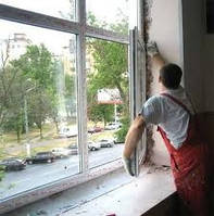 Монтаж металопластиковых окон Киев