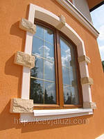 Окна Rehau Euro-Design 70 Оболонь