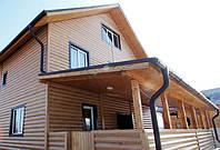 Блок хаус из термососны 28х135х4000, фото 1
